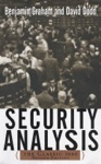 Security Analysis The Classic 1940 Second Edition
