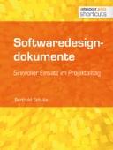 Berthold Schulte - Softwaredesigndokumente - sinnvoller Einsatz im Projektalltag bild