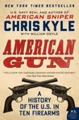 American Gun - Chris Kyle & William Doyle Cover Art