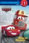 Race Team DisneyPixar Cars