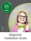 MagicInfo Installation Guide