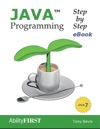 Java Programming Step-By-Step