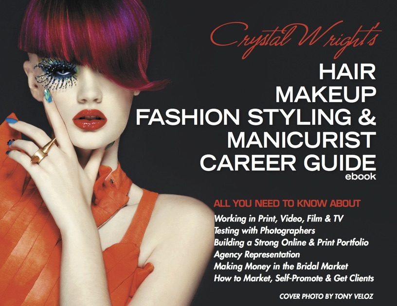 Beauty Fashion Job Training: Crystal Wright's Hair Makeup Fashion Styling & Manicurist