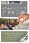 Rose Bible Basics Where To Find It In The Bible