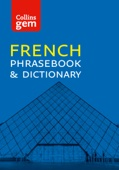 Collins French Phrasebook and Dictionary Gem Edition (Collins Gem)