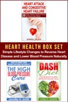 Heart Health Box Set Simple Lifestyle Changes To Reverse Heart Disease And Lower Blood Pressure Naturally