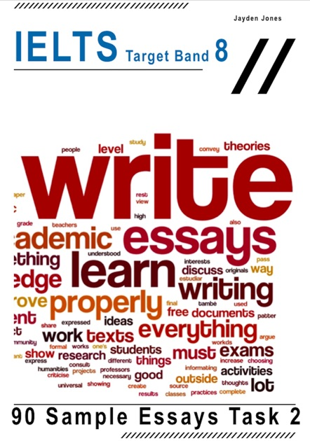 Admission essay writing 8 band