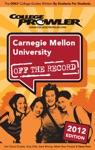 Carnegie Mellon University 2012