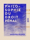 Philosophie Du Droit Pnal
