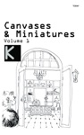Canvases  Miniatures Volume 1