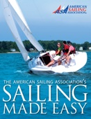 Sailing Made Easy - The American Sailing Association Cover Art