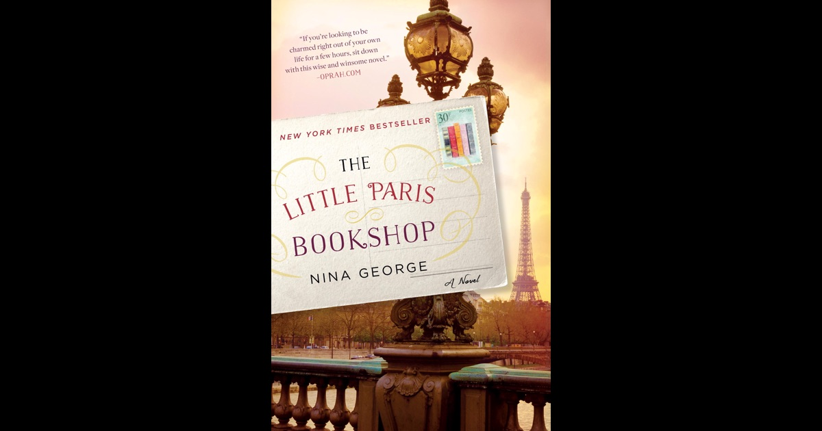 the little paris bookshop by nina george on ibooks. Black Bedroom Furniture Sets. Home Design Ideas