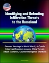 Identifying And Defeating Infiltration Threats To The Homeland German Sabotage In World War II Al-Qaeda False Iraqi Freedom Lessons China Threats Attack Scenarios Counterintelligence Shortfalls