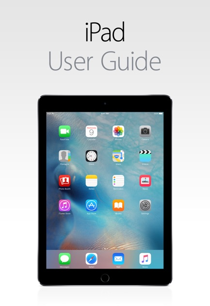 Download the iPad Manual - All Versions - Lifewire