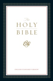 ESV Classic Reference Bible - Crossway Book