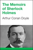 Arthur Conan Doyle - The Memoirs of Sherlock Holmes artwork