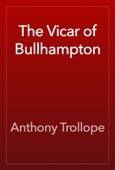 Anthony Trollope - The Vicar of Bullhampton artwork