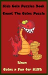 Kids Coin Puzzles Book Count The Coins Puzzle