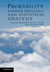 Probability Random Processes And Statistical Analysis
