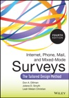 Internet Phone Mail And Mixed-Mode Surveys