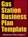 Gas Station Business Plan Template Including 6 Special Bonuses