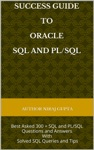Oracle SQL And PLSQL