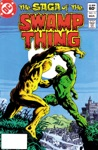 The Saga Of The Swamp Thing 1982- 11