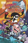 Cartoon Network Super Secret Crisis War The Grim Adventures Of Billy And Mandy 1