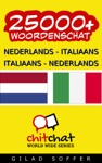 25000 Nederlands - Italiaans Italiaans - Nederlands Woordenschat