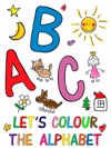 ABC - Lets Colour The Alphabet