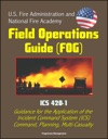 US Fire Administration And National Fire Academy Field Operations Guide FOG - ICS 420-1 - Guidance For The Application Of The Incident Command System ICS Command Planning Multi-Casualty