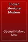 English Literature Modern