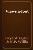 Bayard Taylor & N.P. Willis - Views a-foot artwork