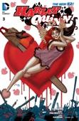 Harley Quinn (2013- ) #3 - Amanda Conner, Jimmy Palmiotti & Chad Hardin Cover Art