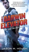 The Darwin Elevator - Jason M. Hough Cover Art