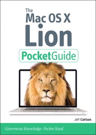 THE MAC OS X LION POCKET GUIDE