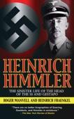 Heinrich Himmler - Roger Manvell & Heinrich Fraenkel Cover Art
