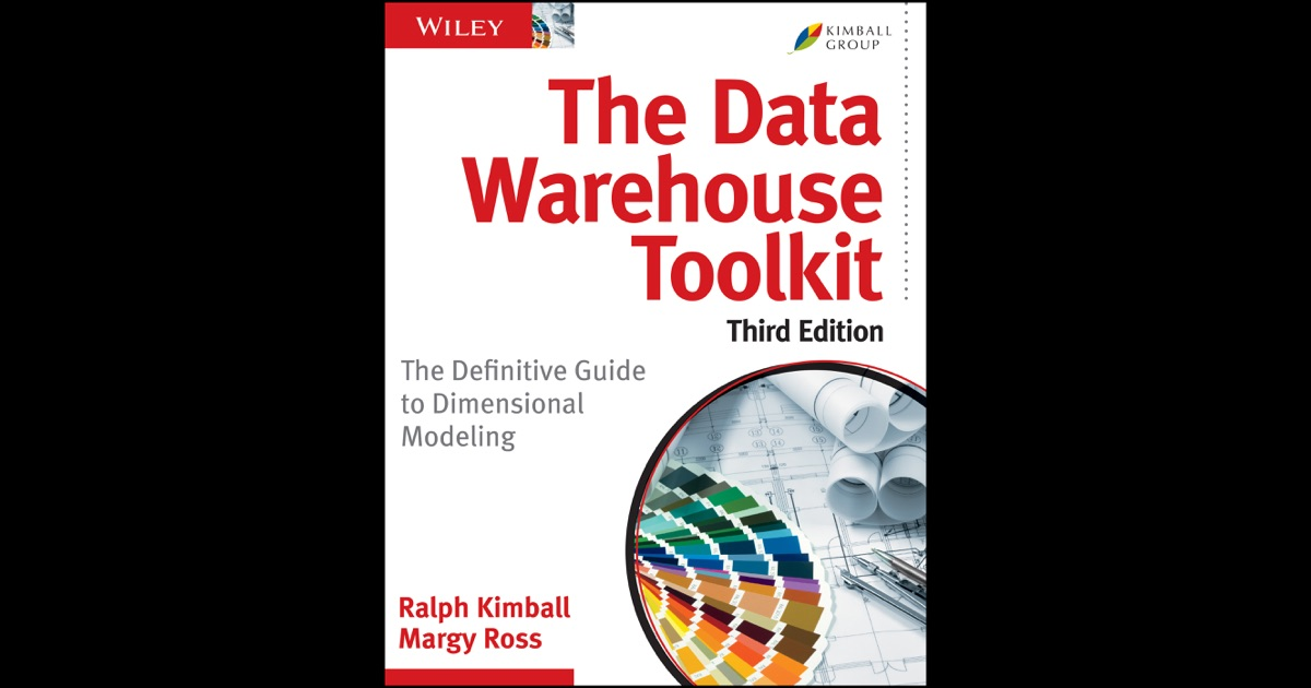 The Data Warehouse Toolkit By Ralph Kimball Margy Ross