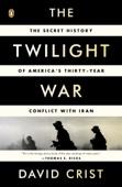The Twilight War - David Crist Cover Art