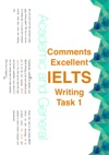 Comments Excellent IELTS Writing Task 1 - Academic And General