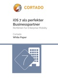 iOS 7 als perfekter Businesspartner