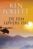Ken Follett - De fem løvers dal artwork
