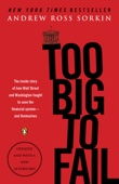 Too Big to Fail - Andrew Ross Sorkin Cover Art