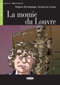 La Momie du Louvre - Régine Boutégège & Susanna Longo Cover Art