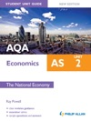 AQA AS Economics Student Unit Guide Unit 2 New Edition The National Economy