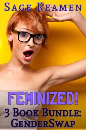 Feminized 3-book Gender Swap Bundle Waking up a Woman 14