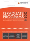 Graduate Programs In The BiologicalBiomedical Sciences  Health-Related Medical Professions 2014 Grad 3