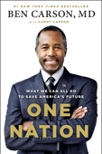 One Nation - Ben Carson, M.D. & Candy Carson Cover Art