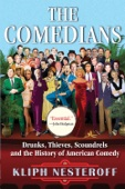 The Comedians - Kliph Nesteroff Cover Art