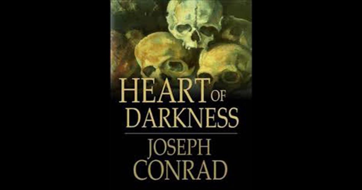 the visions of light versus darkness set by joseph conrad